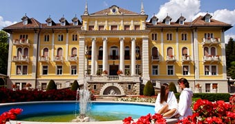 Imperial Grand Hotel Terme Levico Terme Trento hotels