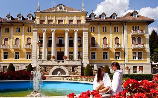 Imperial Grand Hotel Terme Residenze d'Epoca Levico Terme