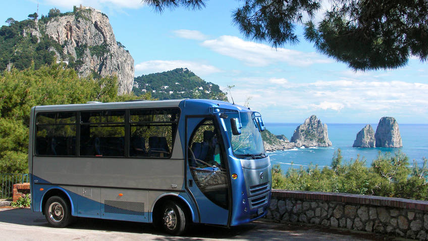 Staiano Tour Capri Transport and Rental Anacapri