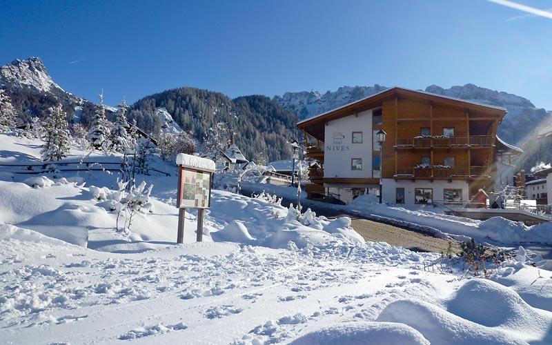 Hotel Nives Selva Val Gardena