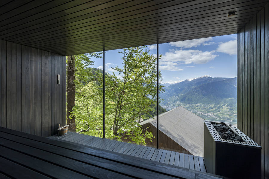Miramonti boutique hotel avelengo merano and 34 for Hotel meran design