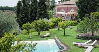 Monaci delle Terre Nere Zafferana Etnea Taormina hotels