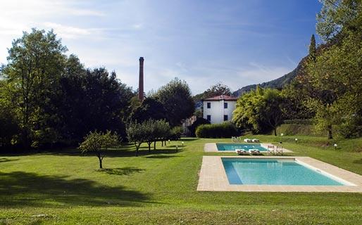 Villa La Bianca Camaiore Hotel