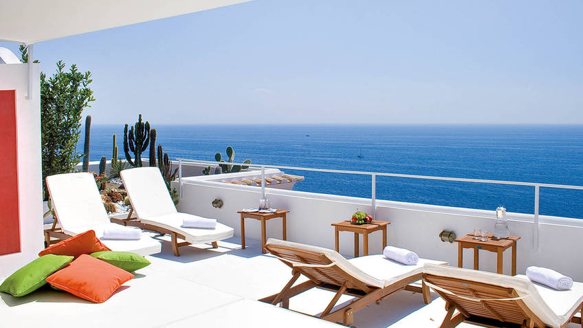 Villa Ferida Luxury Villas Praiano