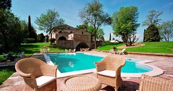 Villa Tombolina Montemaggiore al Metauro Urbino hotels