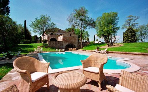 Villa Tombolina Farmhouse Holidays Montemaggiore al Metauro