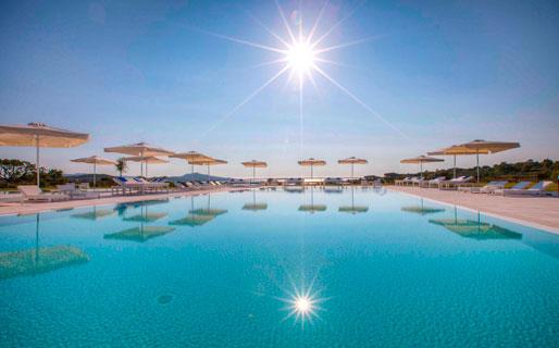 Paradise Resort Sardegna 4 Star Hotels San Teodoro