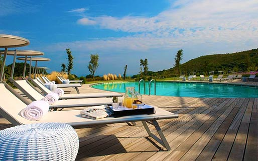 Argentario Resort Golf & Spa 5 Star Hotels Porto Ercole