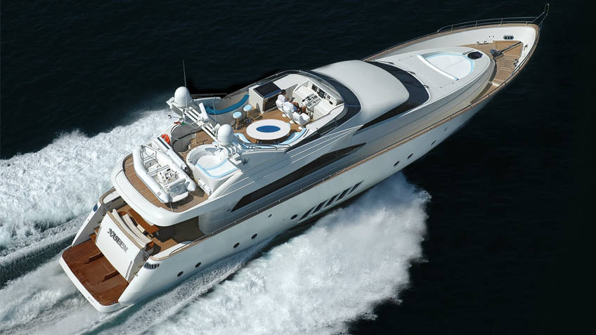Absolute Yacht Charters Excurs�es mar�timas Capri
