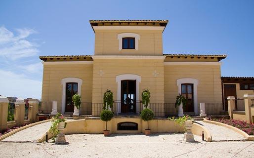 Hotel Villa Calandrino 4 Star Hotels Sciacca