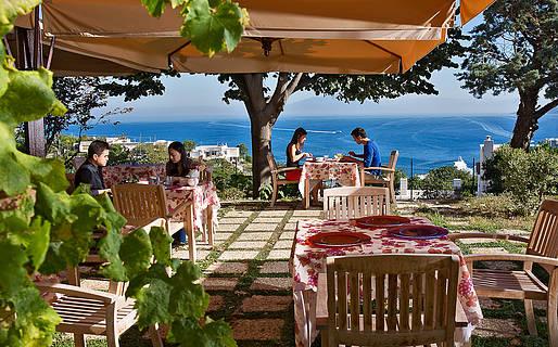 Capri Wine Hotel Capri Hotel