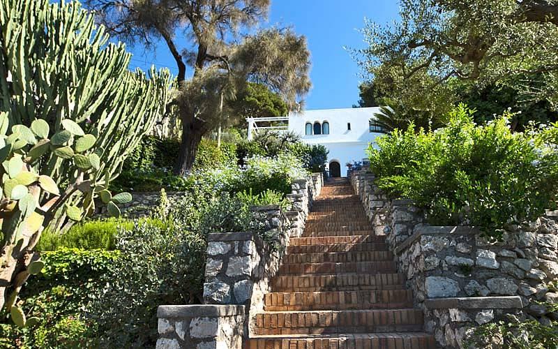 Villa paradiso hotel e bb a capri for Villas in capri