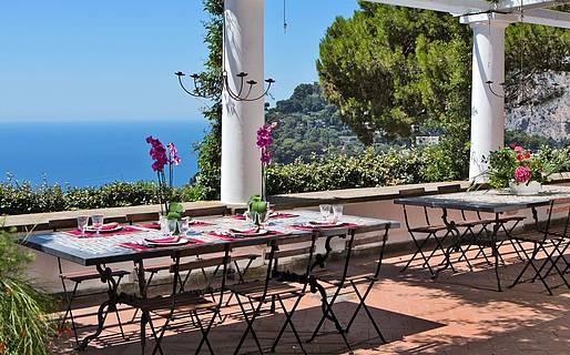 Villa Paradiso Casas de Luxo Capri