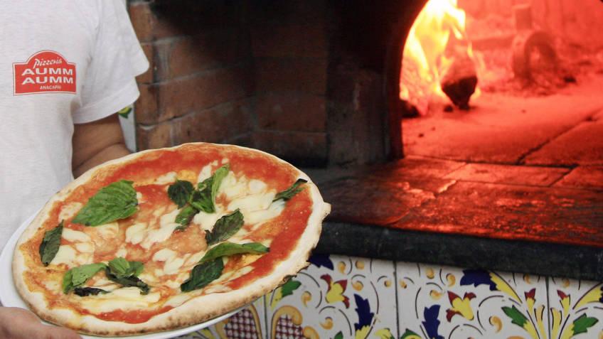 Pizzaria Aumm Aumm Restaurantes Anacapri