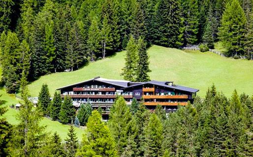 Hotel Ciasa Salares 4 Star Hotels San Cassiano