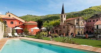 Relais del Maro Borgomaro Bordighera hotels