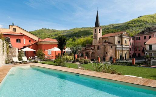 Relais del Maro 3 Star Hotels Borgomaro