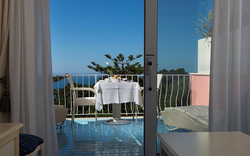 Hotel La Vega Capri Italy