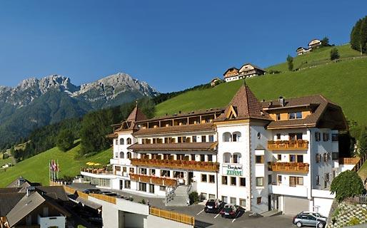 Berghotel Zirm Hotel 4 Stelle Valdaora