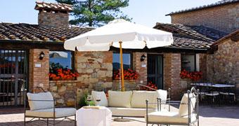 Tenuta di Papena Chiusdino Crete Senesi hotels