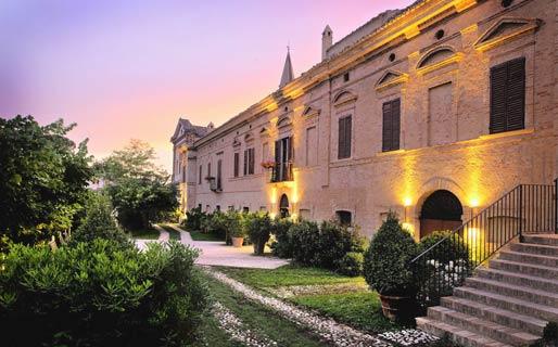 Castello di Semivicoli Residenze d'Epoca Casacanditella
