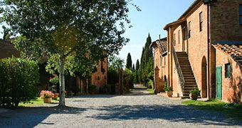Fattoria Armena Buonconvento Hotel