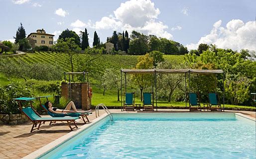 Villa di Monte Solare 4 Star Hotels Tavernelle di Panicale