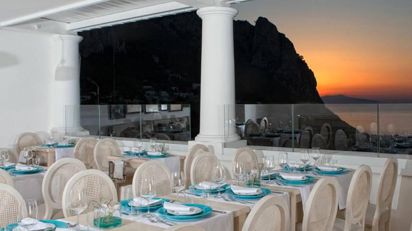 Mammà Restaurantes Capri