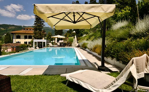 Villa Parri Pistoia Hotel