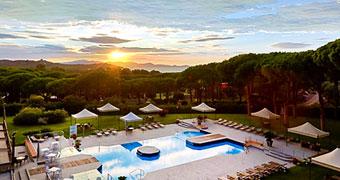 Golf Hotel Punta Ala Punta Ala Grosseto hotels