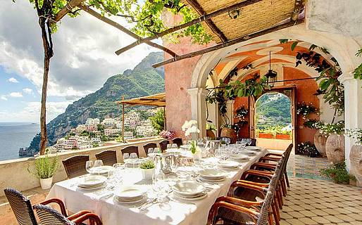 Villa San Giacomo Luxury Villas Positano