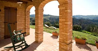 Agriturismo Serena Fermo Monti Sibillini hotels