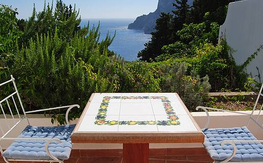 Villa Solaria Case Affitto Capri