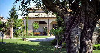 Villino di Porporano Parma Reggio Emilia hotels
