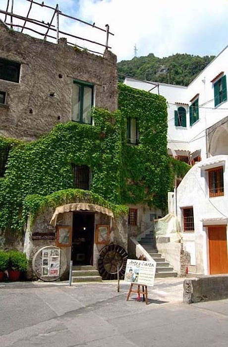 Cartiera Amalfi Villas Amalfi Coast Italy