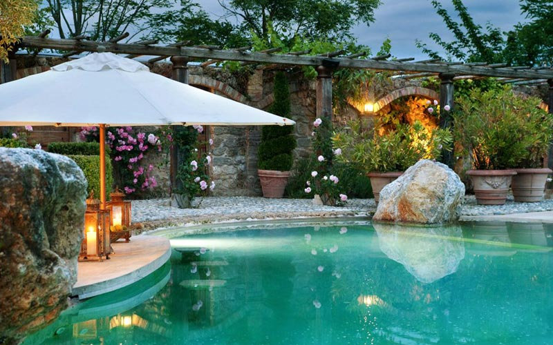 Borgo santo pietro relais chiusdino and 95 handpicked hotels in the area for 5 star hotels in florence with swimming pool