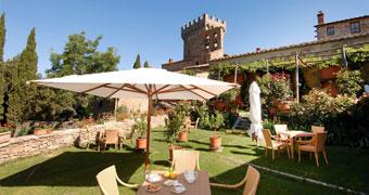 Castello di Gargonza Monte San Savino Arezzo hotels