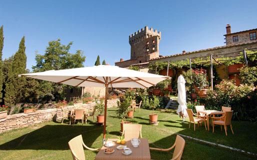 Castello di Gargonza Monte San Savino Hotel