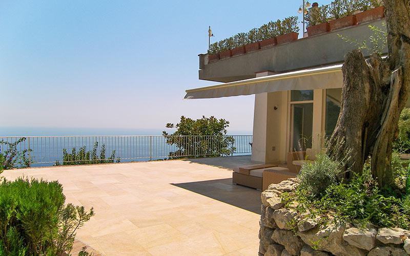 Villa La Terrazza - Villa with view - Capri, Italy
