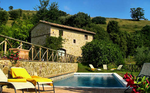 La Posta di Confine Farmhouse Holidays Mantignana