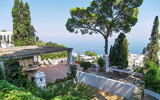 Villa Laura Capri Hotel