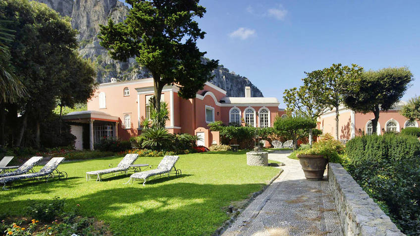Capri Hotel Luxe