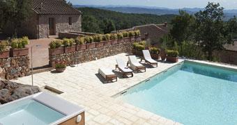 Relais La Costa Monteriggioni Siena hotels