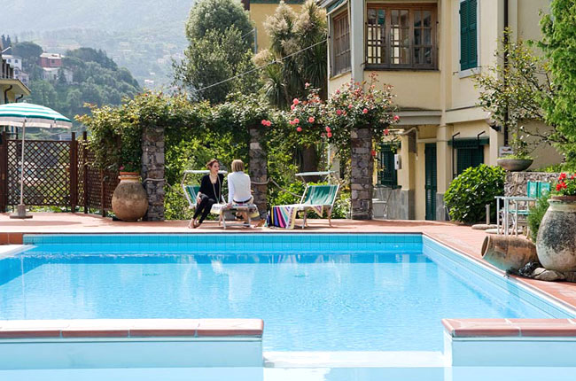 Villa edera moneglia and 23 handpicked hotels in the area for Hotel moneglia