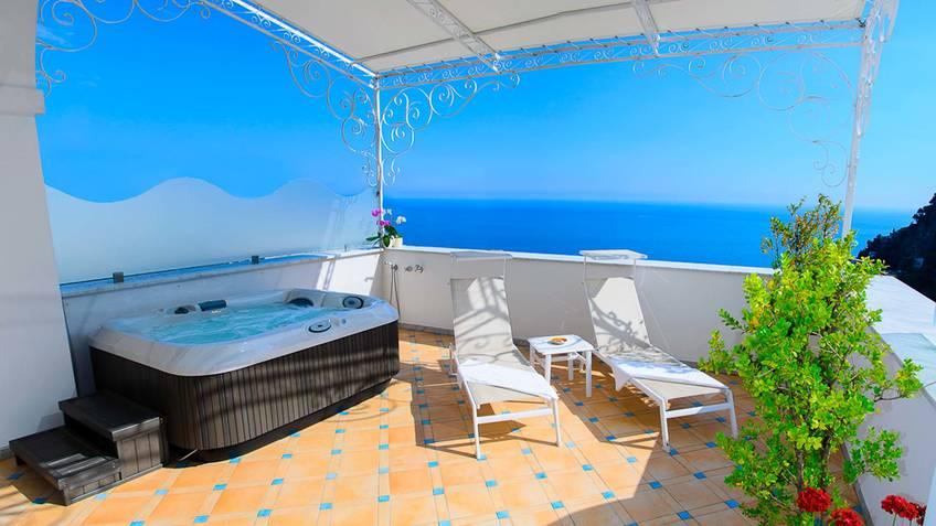 Palazzo Marzoli Resort Hotel 4 Stelle Positano