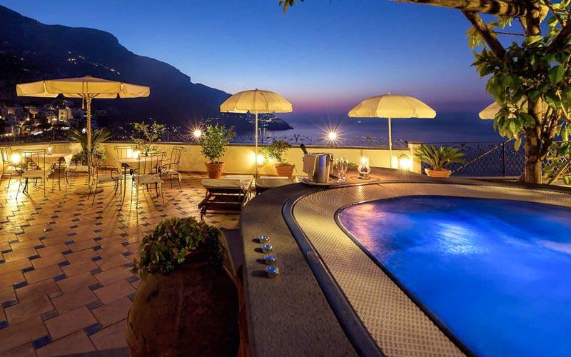 Hotel Conca D Oro Positano