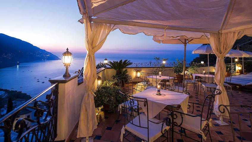 Hotel Conca d'Oro Hotel 3 estrelas Positano