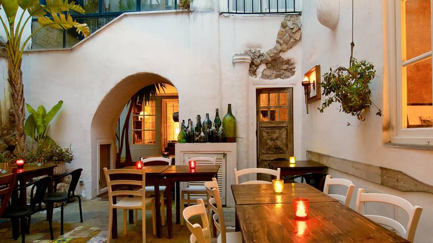 E' Divino Restaurants Capri