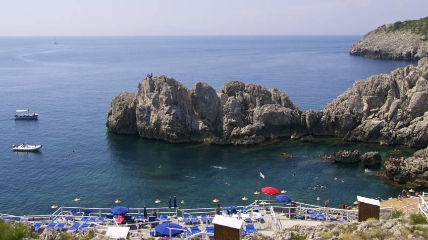 Lido del Faro Bathing Establishments Anacapri