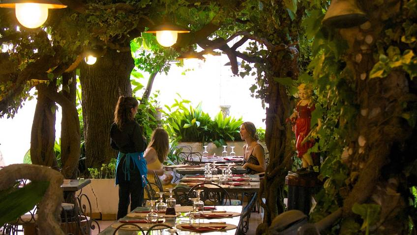 Il Solitario Restaurants Anacapri